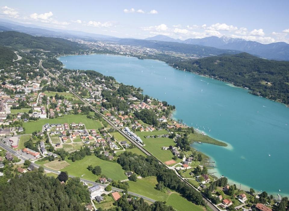 Озеро Worthersee