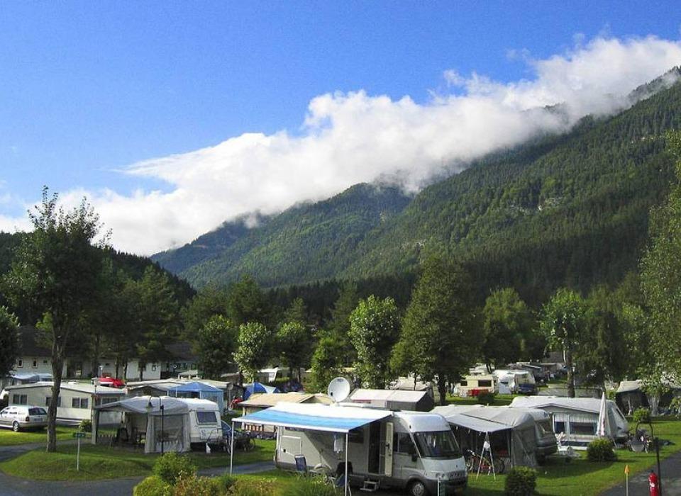 Schluga Camping World - круглогодичный кемпинг