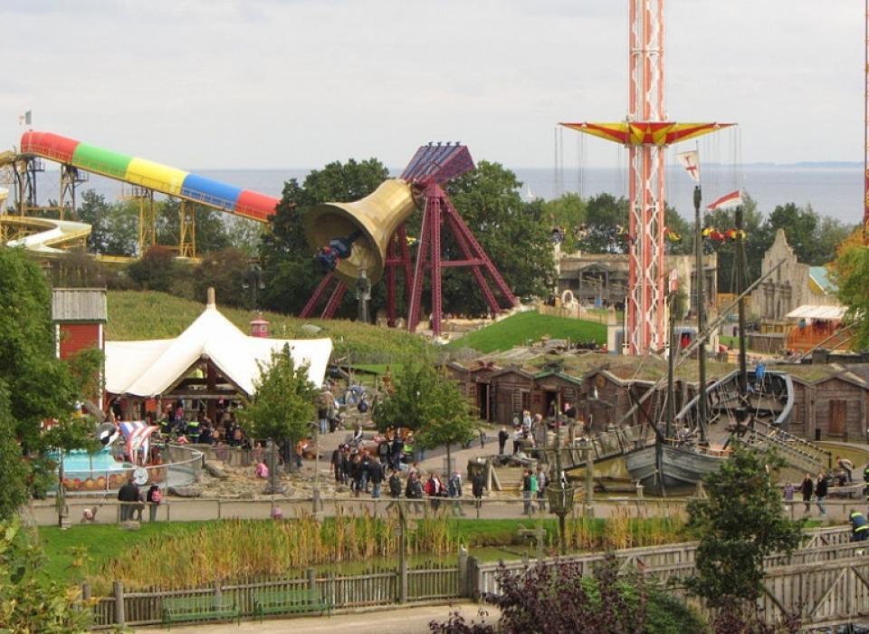 Парк развлечений Hansapark