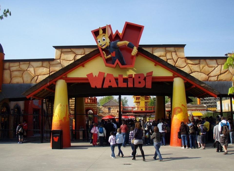 Парк развлечений Walibi