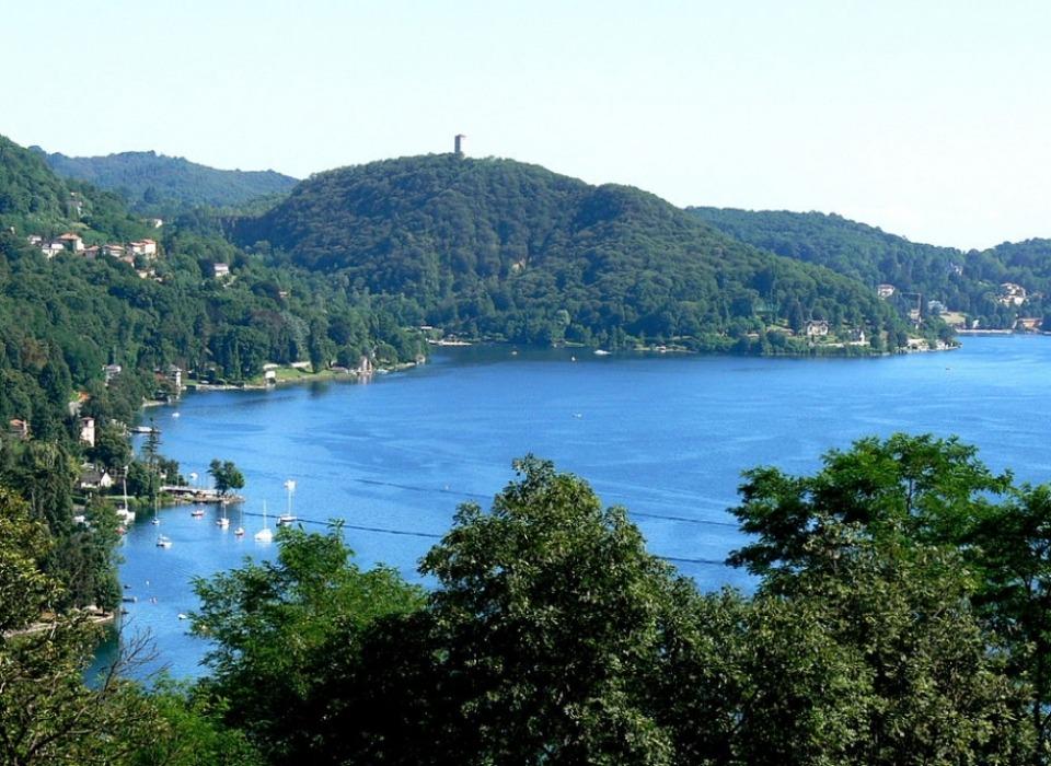 Озеро Lago d´Orta