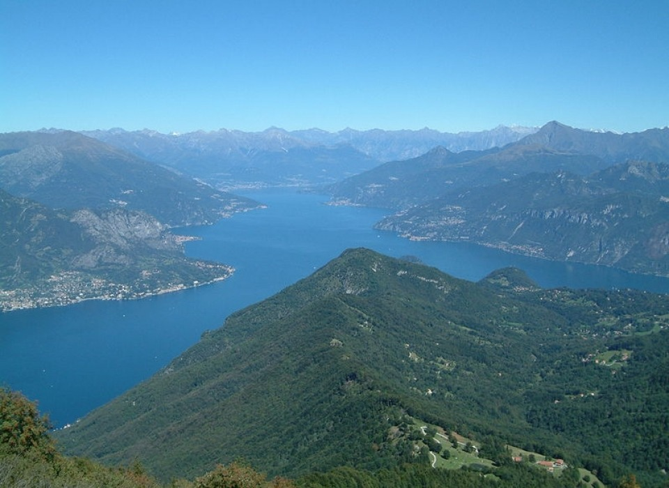 Озеро Lago di Como