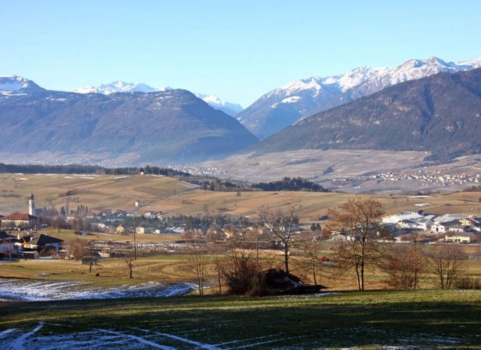Долина Val di Non