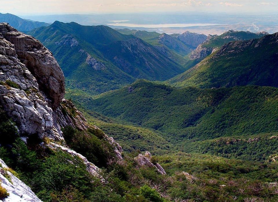 Национальный парк Paklenica