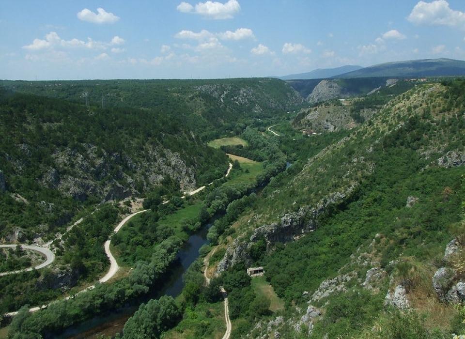 Национальный парк Krka
