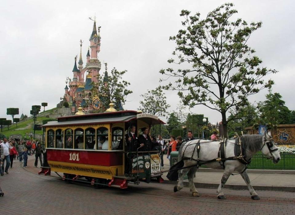 Disneyland Париж