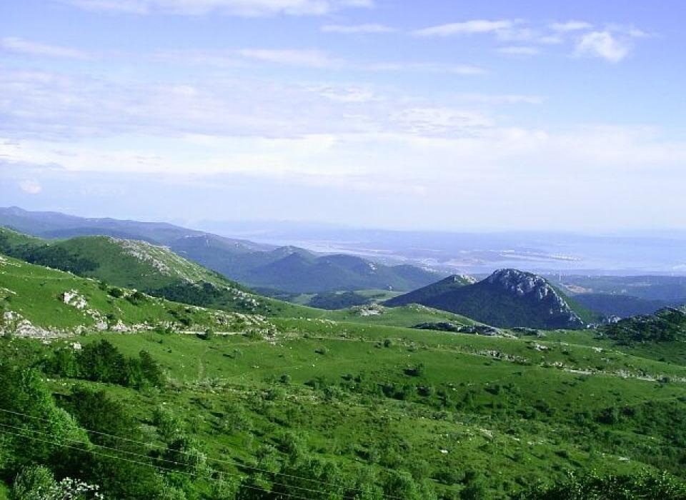Национальный парк Risnjak