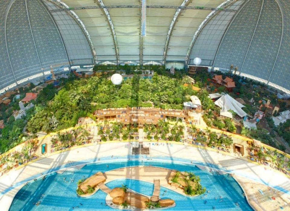 Tropical Islands - аквапарк