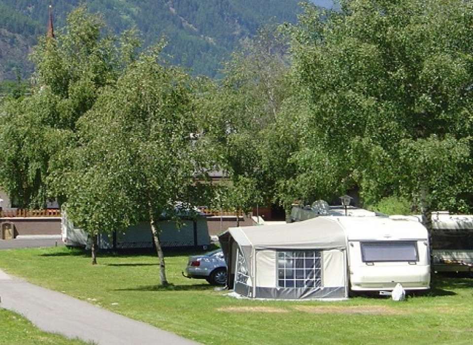 Oetztal Arena Camping Krismer - круглогодичный кемпинг