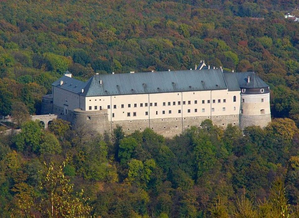 Замок Красный Камень