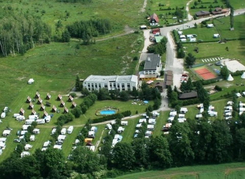 Еврокемпинг Holiday Park Liščí Farma - круглогодичный кемпинг