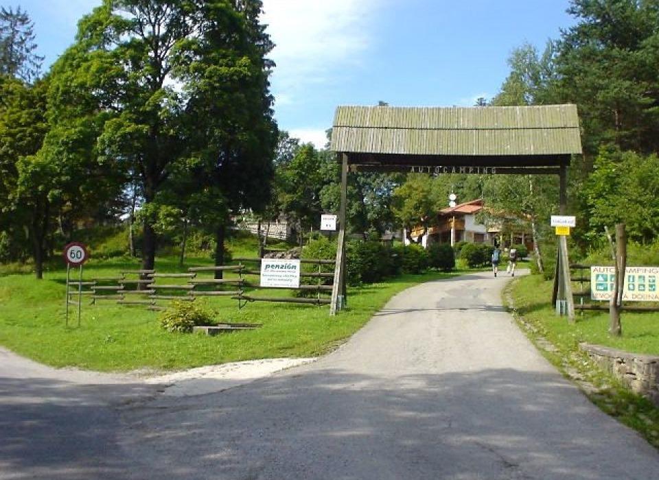 Кемпинг Levoca Dolina - круглогодичный кемпинг