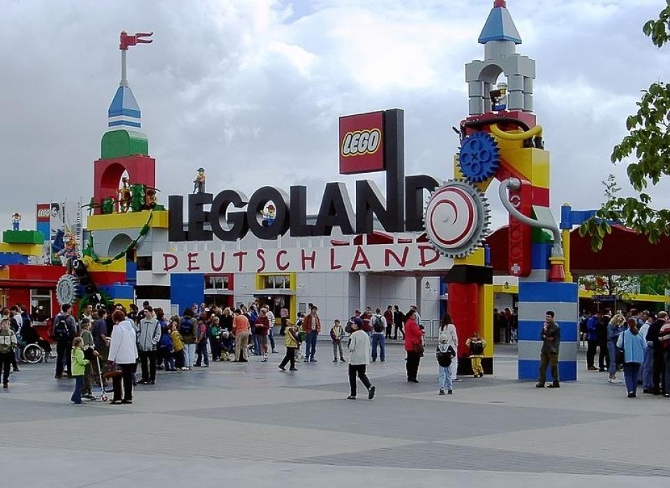 Legoland Германия