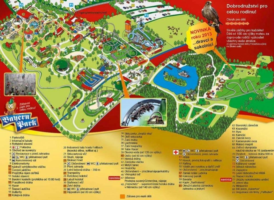 Bayern Park - развлекательный парк
