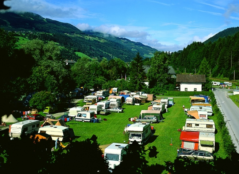 Camping Zirngast - круглогодичный кемпинг