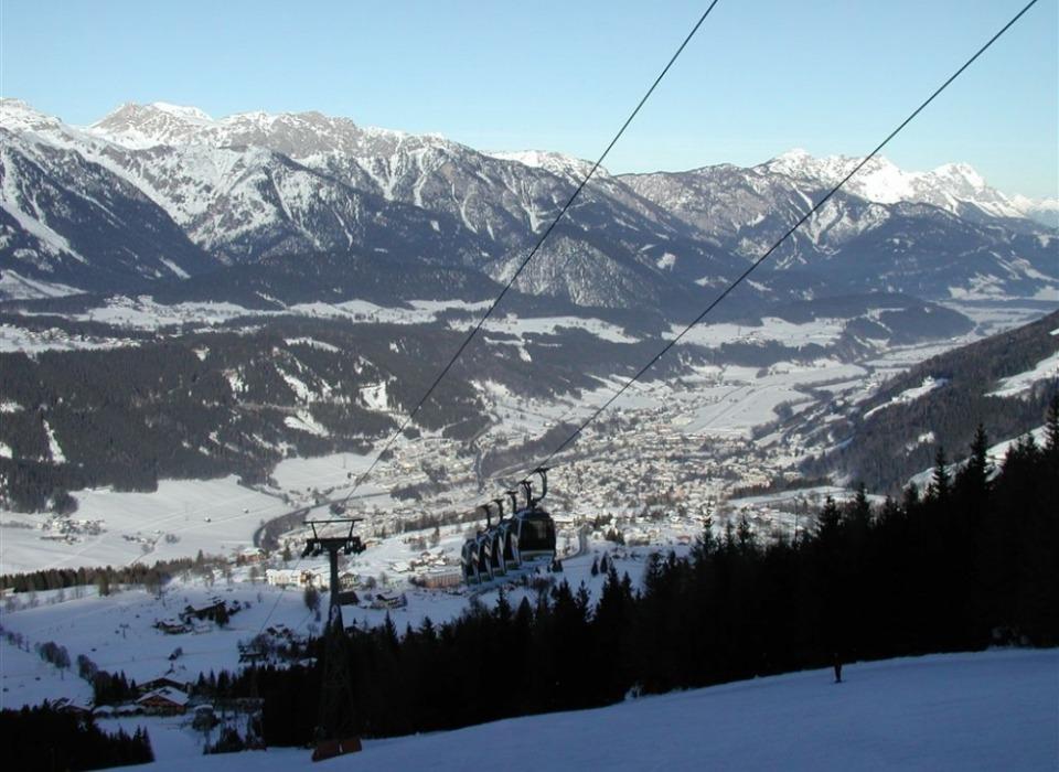 Лыжная область Sportwelt Amade