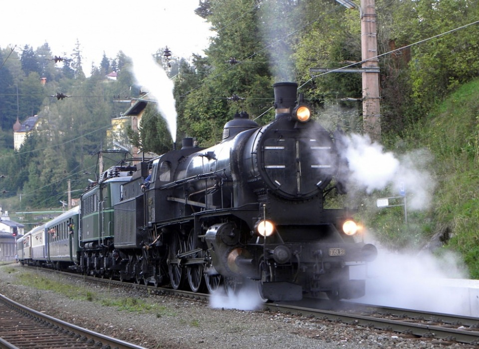 Железная дорога Semmering