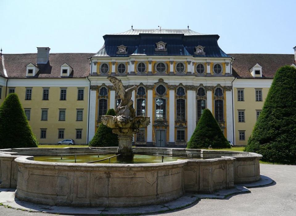 Августинианский монастырь St Florian