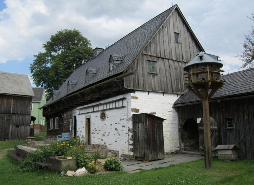 Австрийский сканзен (Freilichtmuseum)