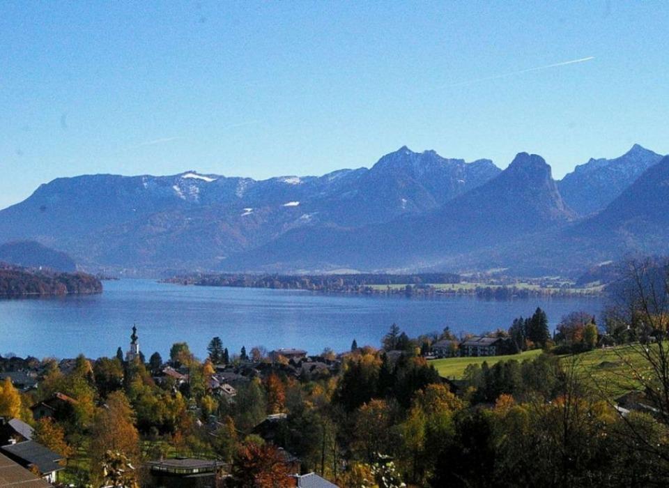 Озеро Wolfgangsee