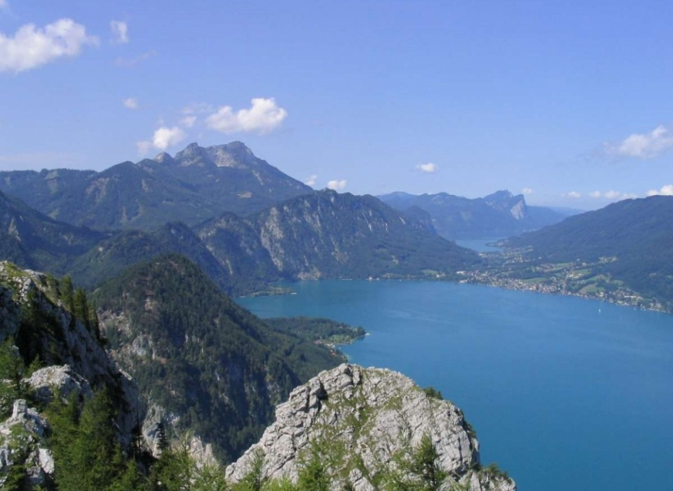 Озеро Mondsee