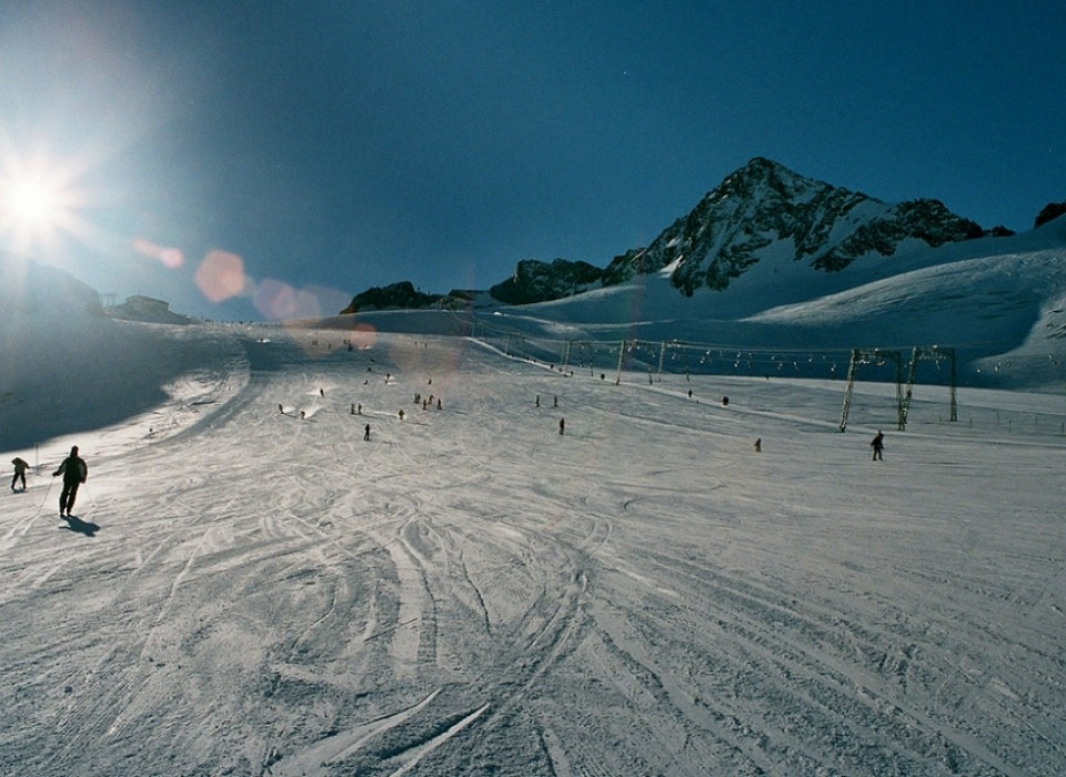 Ледник Stubai (Stubaier Gletscher)
