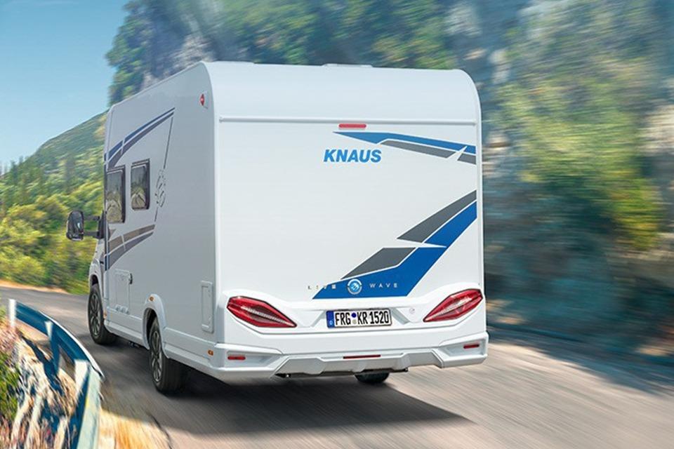 Knaus Live Wave 700 MEG